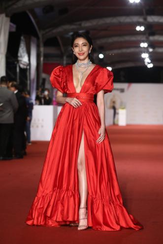 Cheryl Yang in Antoine Kareh Couture-1